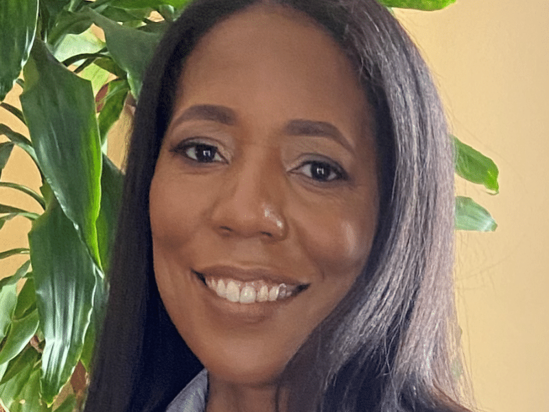 A Q&A with Nedra Campbell '90