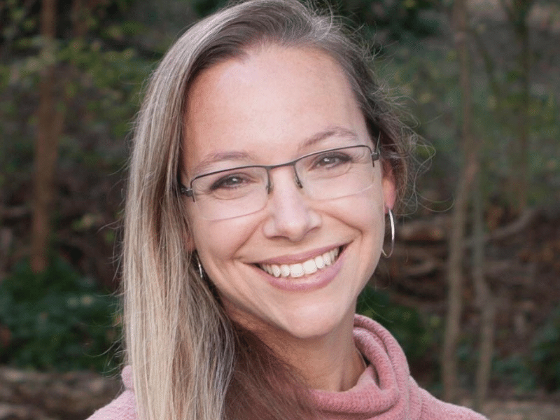 A Q&A with Amy Perkins '02
