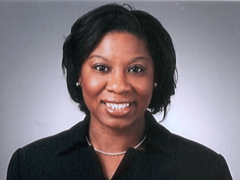 A Q&A with Dr. Tia Guster '99
